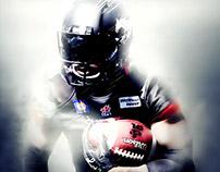 CFL: 'Focus' Poster Series