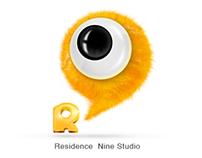 Residence Nine Studio logo