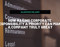 Alastair Majury | How CR Can Make a Company Great