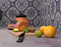 Blender | 3D modeling
