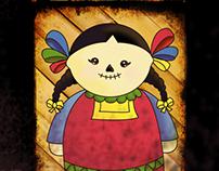 Muñeca mexicana (mexican doll)
