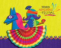 Ahmedabad Festival Times of India 2012