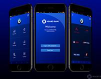 Huabo Bank - UI UX Design