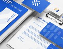 NHP TECH & TRADE | BRAND IDENTITY
