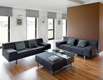 interiors | house near Warsaw, Poland
