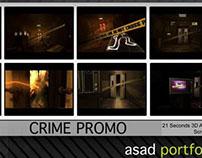 CRIME PROMO