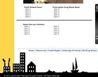 CTCLC Website Design