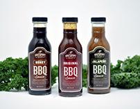 BBQ Sauce Packaging