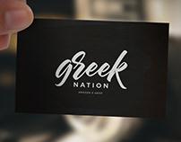 LOGOTIPO | Greek Nation