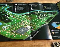 National Memorial Arboretum Map & Guidebook