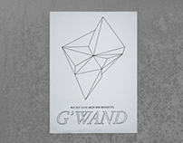 G´ WAND Poster