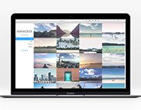 Nomadeer.com - Travel Photography Website