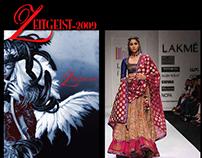 Zeitgeist 2009: Fashion Show in New Delhi