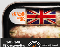 National Sausage Week 2012