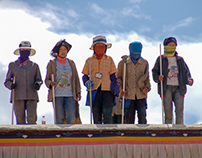 Some people from Tibet