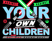 StarWars Dads against Childrens