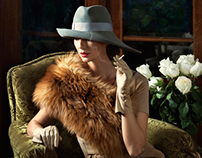 13. Advertising Campaign / GD Millinery