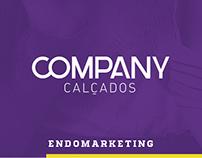 Endomarketing Company Calçados