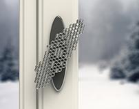 BISER – door and window handles for Valli&Valli