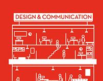 Le Design & la Communication jouent la transparence