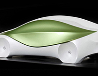 MERCEDES-BENZ Leaf concept