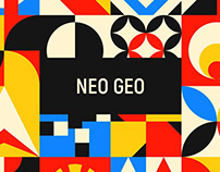 FREE Seamless Geometric Patterns Vector