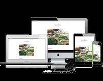 LimDae Organic Tea Web & UI Design