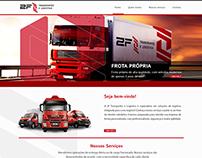 Site - 2F Transportes