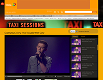 Terra's Taxi Sessions page