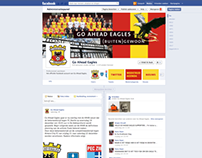 Facebookpagina Go Ahead Eagles