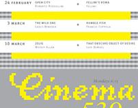 Cinema 539 poster