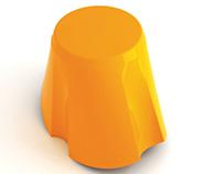 Panettone stool