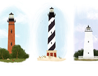 Outer Banks Lighthouses