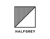 Logo for Half Grey