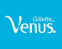 Gillette Venus - Voice