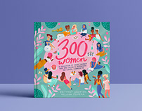 300 Women Book COver