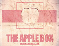 The Apple Box - Poster Design