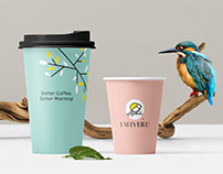 Early Bird Cafe // Branding