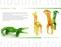 modular toy