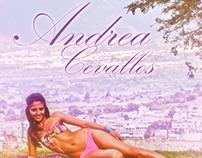 Book Fotográfico Andrea Cevallos