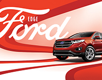 Ford - Edge Visuals