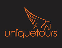 Unique Tours Logo Design