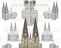 Famous Building - The Cologne Cathedral