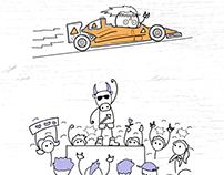 Varsity Cartoons