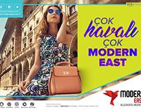 Modern East Mall - Konsept tasarımı