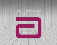 Abbott Christmas card