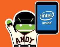 Android* on Intel® SF theme