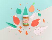 Green Baby Bites | Styling