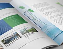 A4 Brochure - Company Profile