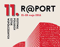 """""""R@port"""" – festival posters"""